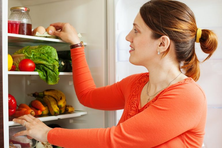 Have a Healthier Fridge!